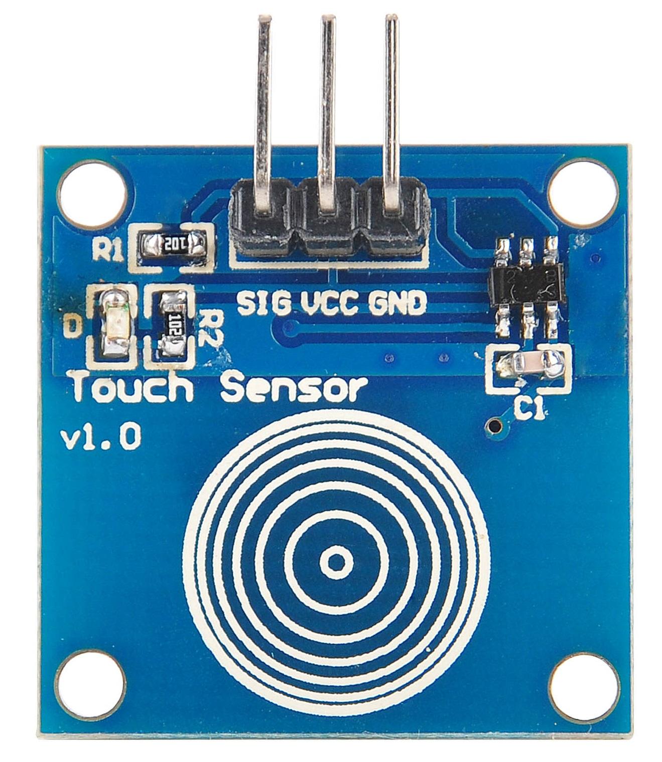 crisstel.ro senzor tactil capacitiv