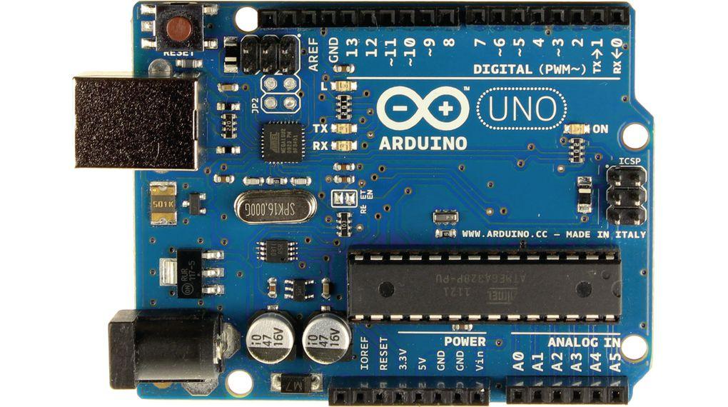 Arduino Firmata raspbery Pi interfață buton electronică