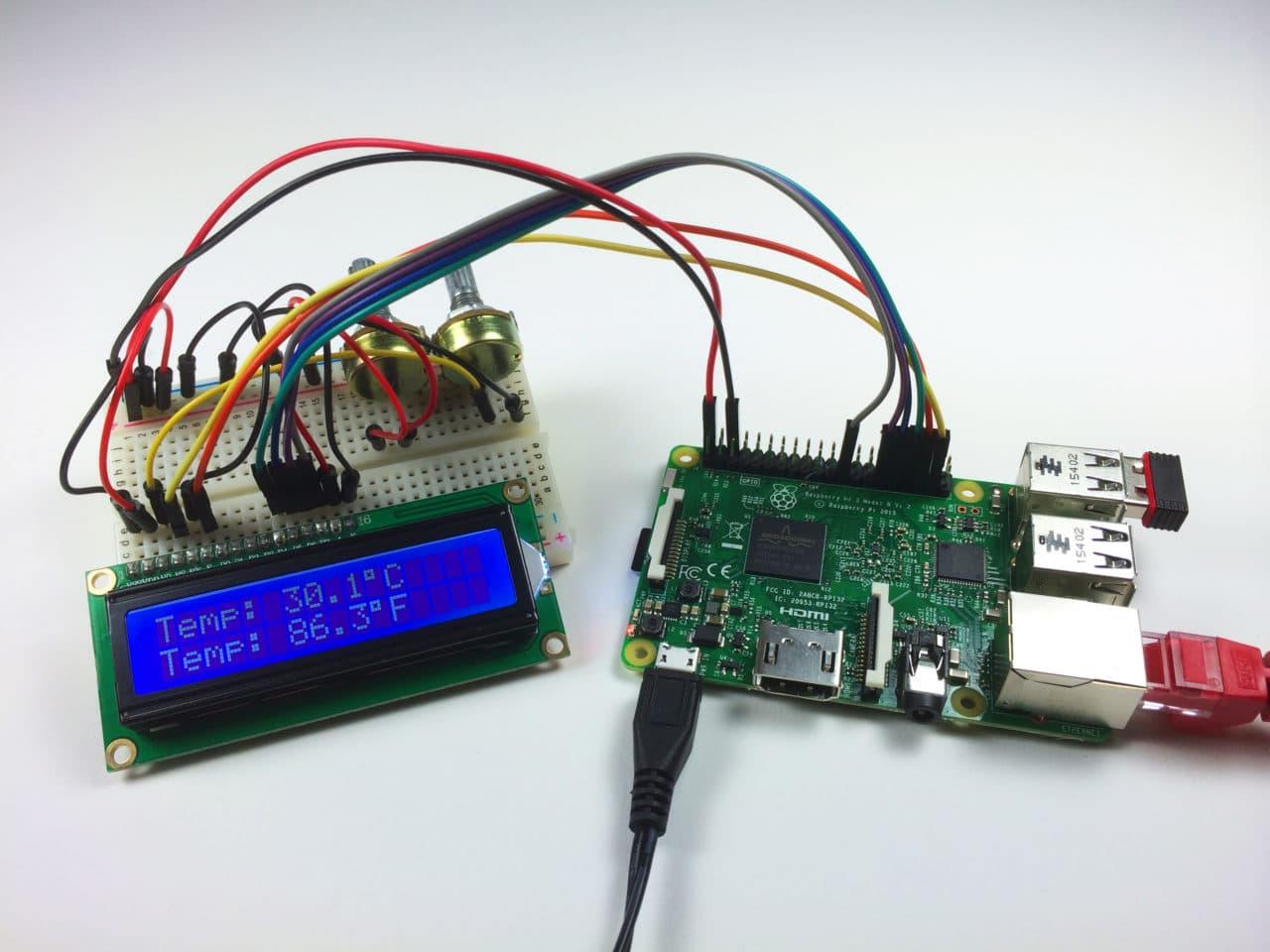 crisstel.ro Raspberry PI – Internet Radio cu shield LCD 20x4 postul GPIO În partea a doua a tutorialului vei descoperi cum se poate adăuga un shield LCD 20x4 care va afișa informații cu privire la postul de radio Informațiile sunt redate printr-un program Python care verifica datele de la postul de radio și actualizează informațiile pe ecranul LCD-ului Vei avea nevoie de un shield LCD 20x4 pentru Raspberry PI Primul pas este sa conectezi shield-ul LCD la portul GPIO al plăcii Raspberry PI Placa expune in acelasi timp si toti pinii GPIO ai Raspberry PI (conectorul 2x13 care se populează la cerere) Este necesar sa ai acces la port pentru ca în următorul pas vei conecta senzorul de telecomanda brick senzorul de telecomanda se conectează la portul GPIO al plăcii Raspberry PI Poți conecta o pereche de căști (nivelul audio este suficient de mare) sau o pereche de boxe versiunea de Raspbian nu necesita nicio modificare cu privire la setările plăcii de sunet Dacă dorești mobilitate poți opta pentru un acumulator cu încărcare solara