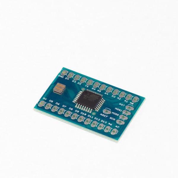 crisstel.ro Reduino Core Servo și Motor de curent continuu Cum se controlează un servomotor ? Placa Reduino Core iți permite să controlezi servomotoare sau motoare de curent continuu în aceeași manieră în care ai utiliza o placa Arduino Firul de semnal (PWM) al servomotorului se conectează la pinul digital D9 al plăcuței Reduino Vei alimenta servomotorul folosind un alimentator extern de 5V sau unul de o tensiune mai mare (7-12V) servomotorul s-a alimentat dintr-un alimentator de 9V printr-un stabilizator de tensiune de 5V Cum se controlează un motor de curent continuu ? Pentru a controla turația unui motor de curent continuu vei avea nevoie de un tranzistor TIP122 Brick Tranzistorul îți permite sa controlezi turația motorului dar nu și direcția Asta înseamna ca motorul se va roti doar într-o singura direcție în timp ce placa Reduino controlează turația ei avea nevoie de 2 surse de alimentare una pentru motor iar cealaltă pentru placa Reduino Placa Reduino se alimentează din sursa de alimentare printr-un stabilizator de tensiune de 5V