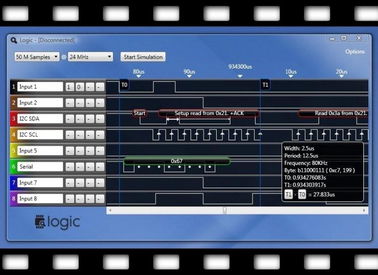crisstel.ro Arduino – analizor logic Ce este un analizor logic ? Analizorul logic este un instrument de laborator care capturează și afișează pe un ecran semnalele produse de un circuit electronic rolul analizorului este să efectueze capturi de semnale la viteze foarte mari iar mai apoi să ți le afișeze prin intermediul graficelor Majoritatea analizoarelor au diverse surse de trigger și sunt utile în diverse situații cum ar fi determinarea relațiilor dintre semnalele unui circuit Cum se construiește ? Analizorul descris în tutorialul de mai sus este mult mai performant comparativ cu primul Cel de-al doilea analizor are cu 2 mai multe intrări (în total 6) iar diagrama de semnale se afișează pe un LCD grafic de 128 x 64 de pixeli