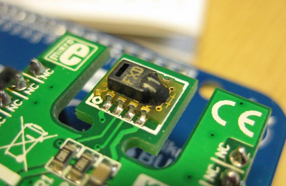 crisstel.ro Raspberry PI și senzorul SHT11