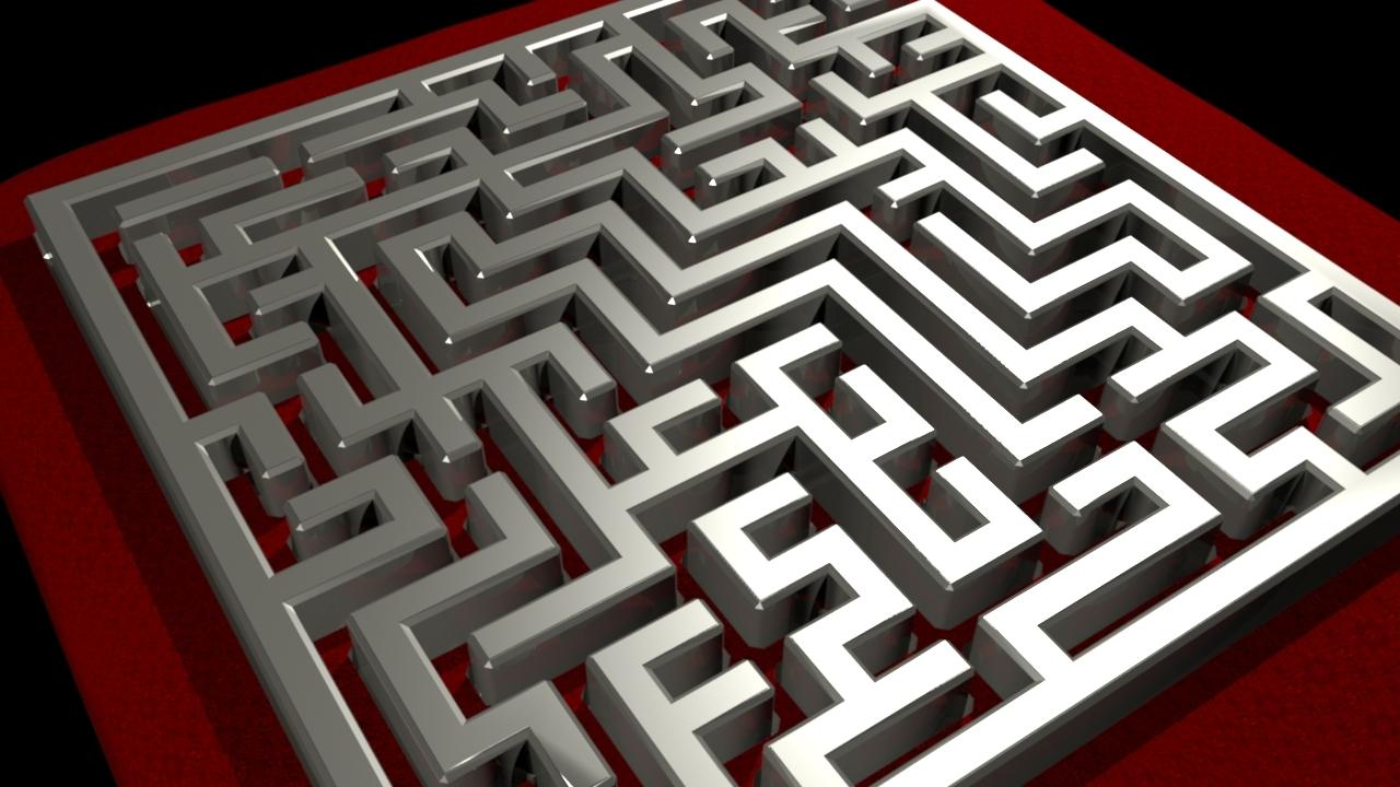 """crisstel.ro Roboți labirint Ce este un robot labirint ? Roboții labirint sunt acei roboți programați să rezolve într-un timp cât mai scurt un labirint Roboții labirint sunt puși în mișcare cu ajutorul motoarelor și citesc labirintul prin intermediul senzorilor Labirintul poate să fie alcătuit din pereți ceea ce înseamna că robotul trebuie să detecteze pereții folosind senzori de infraroșu sau ultrasunete Al doilea tip de labirint este cel format dintr-o bandă neagră trasată pe o suprafață de culoare albă Pentru al doilea tip de labirint robotul trebuie sa detecteze linia / intersecțiile prin intermediul unui senzor de linie Algoritmul de labirint Algoritmul de labirint este programul executat în microcontrolerul robotului care ii permite acestuia să detecteze pereții sau linia pe care trebuie sa o urmărească să memoreze traseul sau curbele efectuate iar mai apoi să aleagă cea mai scurta cale de traseu Există o gamă variata de algoritmi pentru rezolvarea unui labirint Algoritmii """"random mouse"""" """"wall follower"""" """"Pledge"""" si """"Tremaux"""" sunt utili atunci când robotul nu cunoaște nici un detaliu despre labirint Algoritmii """"dead-end filling"""" """"shortest path algorithm"""" pot fi utilizați atunci când robotul cunoaște detalii despre labirint Pentru prima varianta de algoritmi robotul se va plimba prin labirint de 2 ori Prima oara robotul memorează înfundăturile sau cotiturile lungi și fără rost iar a doua oara robotul calculează cel mai scurt traseu pe baza informațiilor obținute de la primul drum Pentru a doua varianta de algoritmi robotul se va plimba o singura data prin labirint urmând cea mai scurta cale deoarece robotul este deja programat să facă acest lucru"""