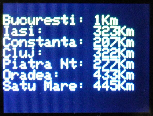 crisstel.ro shield-ului GPS, modulului GPS, cupoane, sistemului, Ceas GPS cu ecran TFT