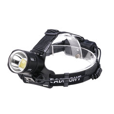 Xmund HL-36 1100LM XHP 50 LED Headlamp 3 Modes Zoomable Light Rechargeable Camping Hunting Emergency Lantern 18650