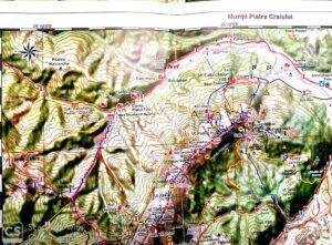 crisstel.ro Curbe de nivel harta turistica nord est sud vest
