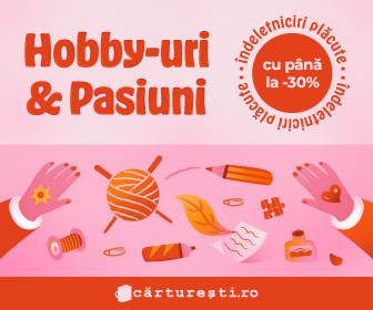 Cărturești – Hobby-uri & pasiuni