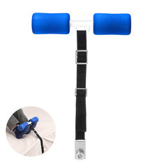 Adjustable Sit-Ups Abdominal Wheel Roller Push-up Home Fitness Sports Exercise Tools
