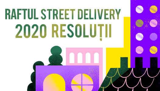 Raftul Street Delivery