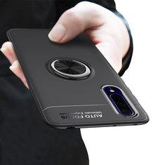 Bakeey Xiaomi Mi A3 / Xiaomi Mi CC9e 360º Rotating Magnetic Ring Holder Soft TPU Shockproof Protective Case Non-original