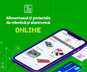 robofun.ro – Reduceri de 10% la module și accesorii