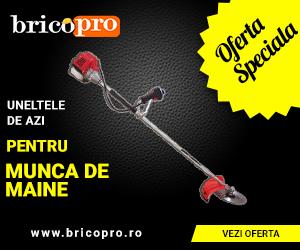 BricoPro – MOTOCOASA DE UMAR WOLLEN G308, 3.55CP, PACHET PREMIUM DE ACCESORII + CADOU