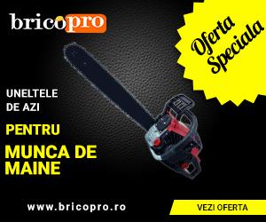 BricoPro – Drujbe și accesorii- reduceri de până la 50%