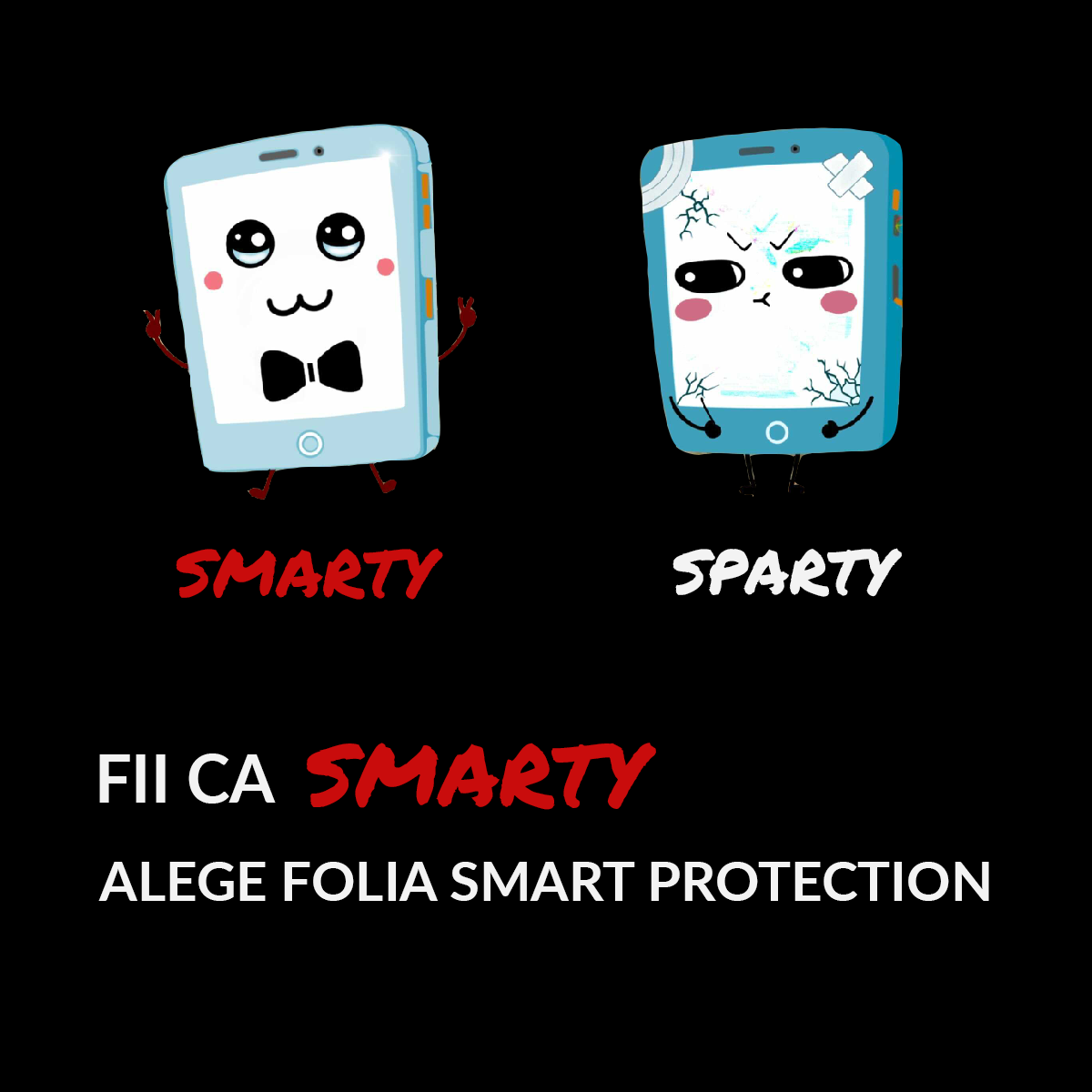 SmartProtection.ro – 20% La folii și sticlă securizată de protecție