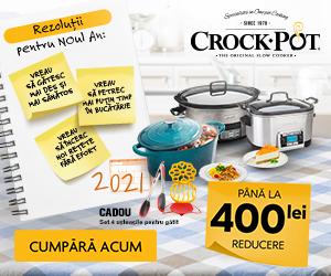 crockpot-romania.ro – Luna iubirii- Arată-ți pasiunea pentru gătit cu rețete delicioase pentru cei dragi!