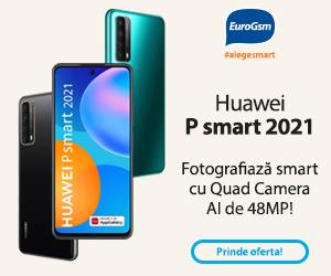 EuroGsm – Reduceri de până la 40% la telefoane mobile Huawei