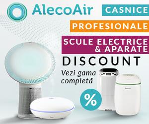 AlecoAir – Purificatoare aer -Reduceri de până la 50%