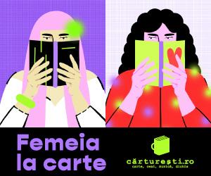 Cărturești – FEMEIA LA CARTE 2021