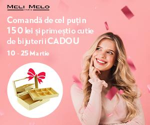 Meli Melo – Cutie bijuterii cadou