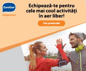 EuroGSM – Echipează-te pentru cele mai COOL activități în aer liber!