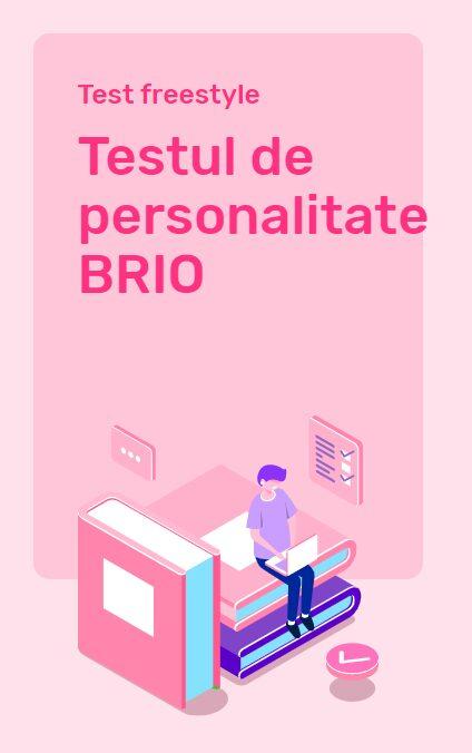 BRIO – Test de personalitate