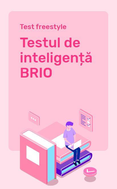 BRIO – Test de inteligență