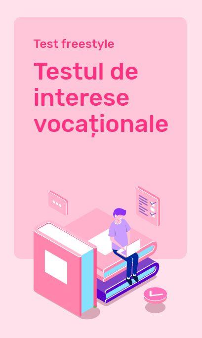 BRIO – Test de interese vocaționale