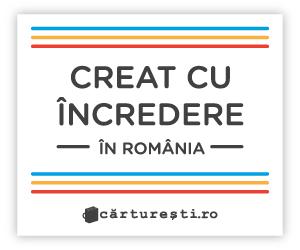 Cărturești – Creat cu Încredere în România