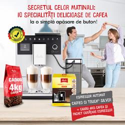 Melitta – Secretul celor matinali: Specialități delicioase de cafea!