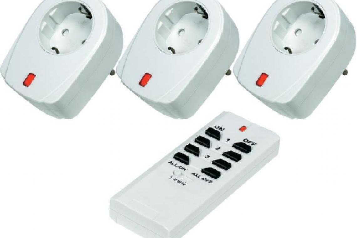 crisstel.ro Local Area Power Plugs telecomanda controlului centralizat 433MHz Arduino compatibila