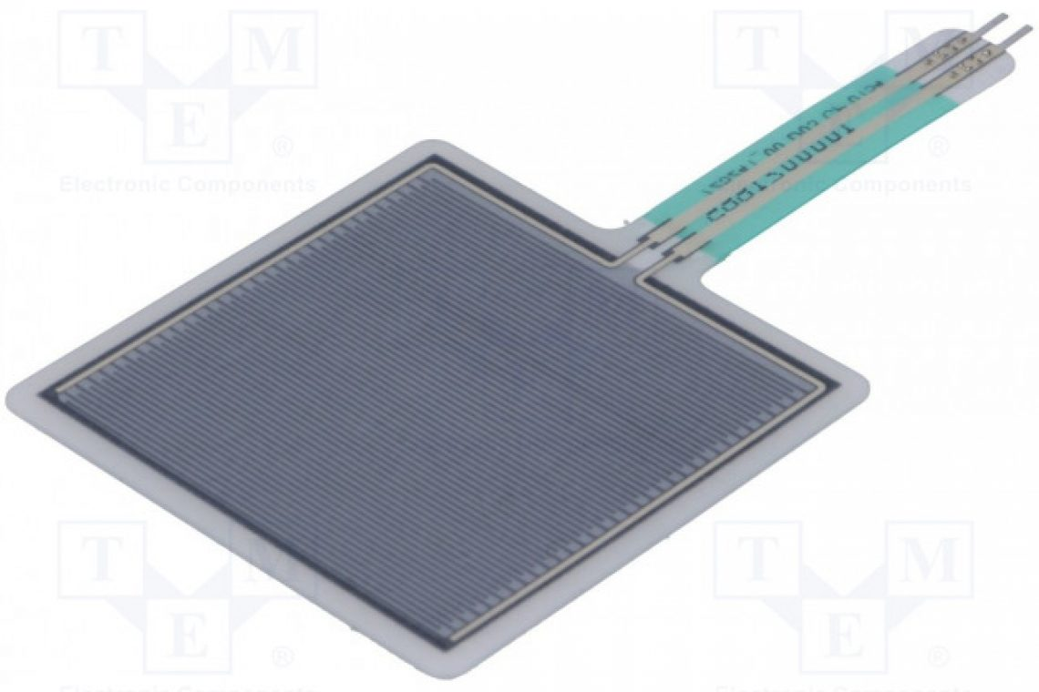 Senzori de Apăsare Senzorii de apăsare oferă o modalitate simplă de a sesiza forța care acționează asupra lui un astfel de senzor poate fi văzut ca un potențiometru rezistiv care își schimbă valoarea proporțional cu forța care este aplicata asupra lui Pentru a-l utiliza împreuna cu Arduino cea mai simpla abordare este să-l conectam în serie cu un rezistor de 10K și să folosim principiul divizorului de tensiune pentru a citi căderea de tensiune pe rezistorul de 10K Senzorul este capabil de o precizie de aproximativ 10 % lucru pe care trebuie sa-l iei în considerare daca vrei să construiești un cântar de farmacie Senzor de Atingere HotPot Senzorii de atingere determina punctul în care sunt apăsați cu degetul senzorul se comporta ca un rezistor variabil care își modifica rezistenta în funcție de punctul în care este apăsat
