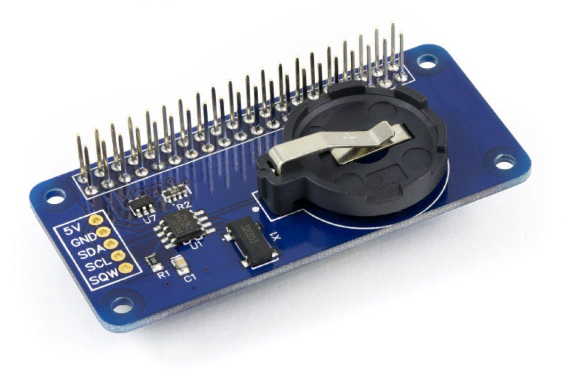 crisstel.ro Real Time Clock și Raspberry PI Pentru a păstra prețul relativ scăzut al plăcii Raspberry PI dezvoltatorii au exclus o serie de module importante printre ele fiind și Real Time Clock (RTC) Chiar și în lipsa modulului RTC placa Raspberry PI își sincronizează ceasul intern prin portul Ethernet cerând informații dintr-un server extern NTP (Network Time Protocol) Dar ce se întâmpla atunci când nu exista conexiune la Internet pe placa Raspberry PI sau când placa nu este alimentată Pentru unele aplicații ce rulează pe sistemul de operare Raspbian lucrul asta nu se accepta dar se poate rezolva aceasta problema relativ ușor adaugi plăcii Raspberry PI un Real Time Clock Poți construi plăcuța dacă dispui de echipamentele necesare: modul starter kit pentru începători și diverse componente electronice sau poți opta pentru o varianta de ceas gata construita și pregătita sa fie conectata la placa Raspberry PI Pe plăcuța de prototipare se vor fixa și se vor lipi componentele electronice conform schemei electronice din link Tutorialul iți explica deasemenea și cum se poate configura placa să își sincronizeze ceasul intern conform plăcuței cu ceas extern